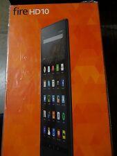 Brand New Amazon Fire HD 10 (5th generation) 16GB, Wi-Fi 10.1in - Black Sealed