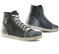 Scarpe moto Tcx X-street Denim shoes