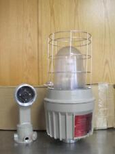 NEW KILLARK METAL HALIDE LIGHT LAMP EZP320 PULSE START WIRE GUARD & MOUNT