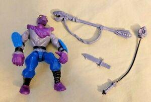 Playmates Teenage Mutant Ninja Turtles Foot Solider Complete With Weapons TMNT