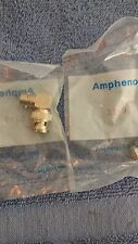 AMPHENOL  31-9 RF ADAP. Series R/A Jack/Plug  Lot of 10 pcs.