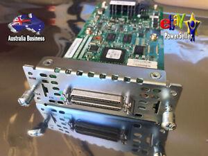 New Cisco NIM-16A Asynchronous Terminal Server Interface Module for ISR4000