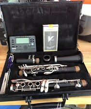 Vito Reso-Tone 3 Model 7212 Clarinet With Hard Case Pre-Owned Great Condition