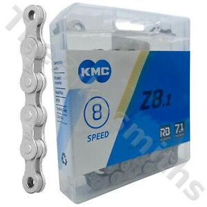 KMC Z8.1 RB Rust Buster Bike Chain fit Shimano SRAM mountain hybrid 6 7 8 Speed