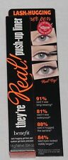 Benefit Cosmetics They're Real! Push-Up Gel Eyeliner 0.04 oz **color choices