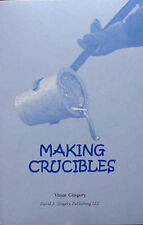 Making Crucibles / blacksmithing / casting metal/ forging (OOP)