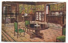 1912 Advertising Postcard A.J. Johnson & Sons Furniture Company Chicago Illinois