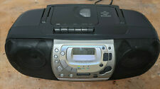 Philips CD Radio Cassette Recorder AZ1412