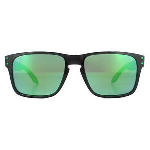 Oakley Sunglasses Holbrook XS OJ9007-13 Black Ink Prizm Jade