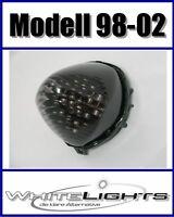 LED Rücklicht Heckleuchte schwarz smoked Suzuki GSX 600 F GSXF 750 Katana