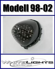 LED Feu Arrière/Feu Arriere Noir/teinté suzuki gsx-600 F/GSXF 750 KATANA