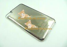 Metal Back Rear Housing Case Cover Shell Backplate for iPod Touch 1st Gen 32GB