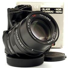 Contax Carl Zeiss Sonnar 90mm F/2.8 T* G-Mount Lens (Black)