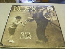 NOFX - First Ditch Effort - LP Vinyl /// Neu & OVP /// inkl. Download