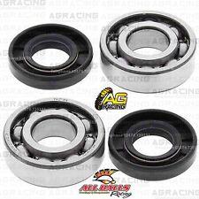 All Balls Crank Shaft Mains Bearings & Seals For KTM JR ADV 50 Adventure 2001