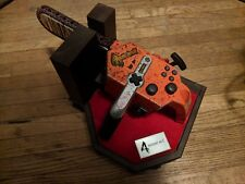 Nubytech Resident Evil 4 Chainsaw Controller & Attachments, BRAND NEW