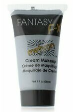 Mehron Fantasy FX GRAY Monster grey  zombie makeup water based cream face paint