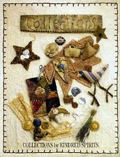 Collections - Book by Sally Korte and Alice Strebel - Make Pincushions and Bags