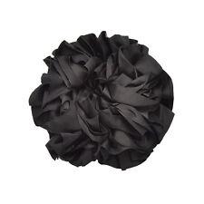 Muslim Hijab Hair Tie Ring Volumising Scrunchie Hair Holder Big Flower Decor