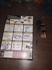 Vintage Transformers G1 DEAD END 1986 Stunticons Hasbro Menasor Combiner Uncut