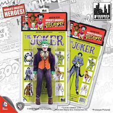 Joker Series 3 Kresge card DC World's Greatest Heroes Retro in hand