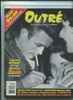 Filmfax Outre #25 2001 Mickey Spillane James Dean Paul Winchell   MBX68