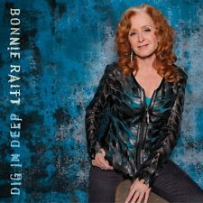 Dig in Deep - Bonnie Raitt (CD Digipak, 2016, Redwing Music)