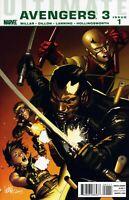 Ultimate Comics Avengers 3 #1 CVR A Marvel Comics 1st Print 2010 VF/NM