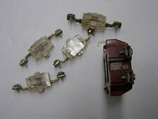 9-1989-1 Cutler Hammer D23MB Type M Relay 110/120 VAC Coil, 4 D26MPR Contacts