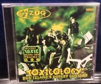 Zug Izland - Toxicology Dopest Bangers CD SEALED ICP insane clown posse twiztid