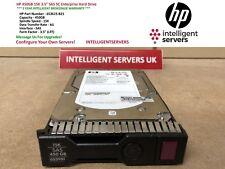 """HP 450GB 15K 3.5"""" SAS SC Enterprise Hard Drive - 652615-B21"""