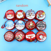 Christmas Coin Storage Earrings Headphone Storage Kid Xmas Decoration CandyBoU_M
