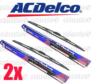 Set of 2 ACDelco 22inch  Wiper Blades