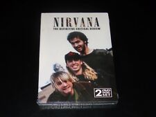 DVD - NIRVANA - THE DEFINITIVE CRITICAL REVIEW - NEUF SCELLE