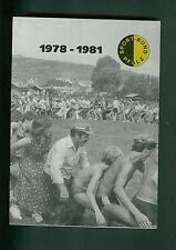 Sport-Bund Pfalz Jahresberichte 1978-1981 Vereine Meister Übungsleiter Erfolge