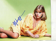 * MICHELLE PFEIFFER *  gorgeous sexy young signed 8x10 color photo