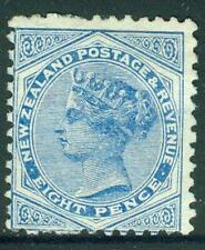New Zealand. 1882. SSF. 8d. MNG.