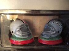 NCAA Ohio State University OSU Buckeyes Helmet Salt & Pepper Shakers - NEW