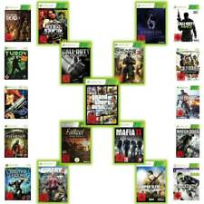 Xbox 360 Spiele - AUSWAHL - Call of Duty - GTA - Fallout - Mafia - Resident Evil