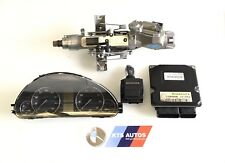 MERCEDES C CLASS C220 CDI W203 '03 ENGINE ECU SET - A2710107144