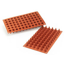Silikomart Silicone Mold, Cone 66 Cavities