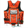 Electrician Carpenter Framer Plumber Craft Work Man Construction Tool Vest Bag