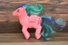 Vintage 1985 Hasbro My Little Pony G1 Twinkle Eye Ponies Whizzer