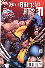 X-Men Battle of the Atom #2 Hastings Variant Cover NM Marvel Comics Direct J&R