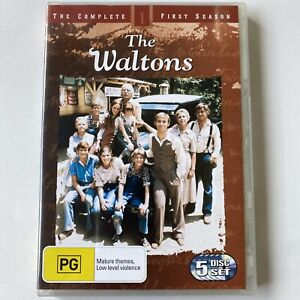 The Waltons : Complete Season 1 (DVD) Australia Region 4