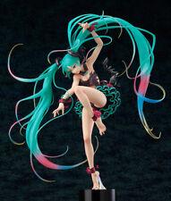 Game Hatsune Miku Max Factory Mebae Ver. Dancing Miku Action Figures Collection