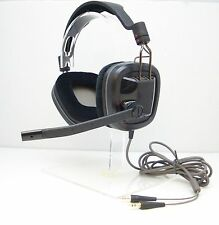 Plantronics GameCom 388 Closed Ear Stereo Analog Computer Gaming Headset