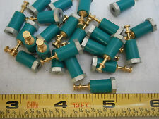 Useco 1423-7-11 Turret Terminals 6-32 .890 Long Diallyl Insulated Lot of 5 #6132