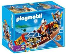 Playmobil - 4295 Treasure Transporter with Row Boat [New, Boxed]