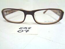Nos JAI KUDO Eyeglasses Frame 1701 P03 Brown Rectangular  (ERS-07)